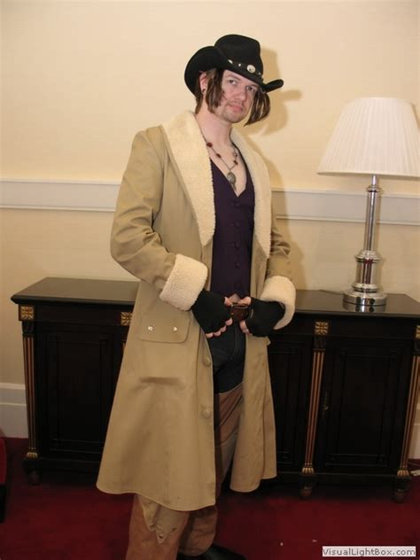 Irvine Kinneas Cosplay From Final Fantasy Viii The Home
