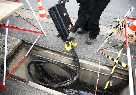 chambre de tirage fibre optique le point sur le déploiement de la fibre optique chez free