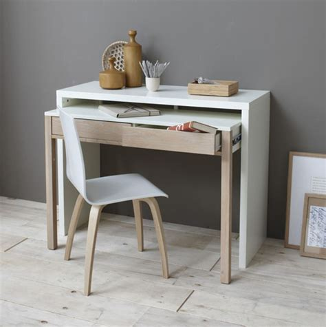 petit bureau informatique des idées pour aménager un bureau dans un petit espace