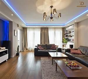 Best, Modern, False, Ceiling, Designs, For, Residence