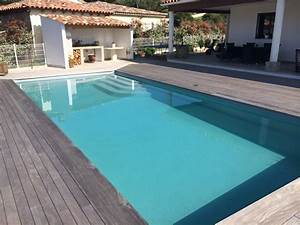 Piscine Enterrée Coque : offre sp ciale piscine coque polyester avec escalier d ~ Melissatoandfro.com Idées de Décoration