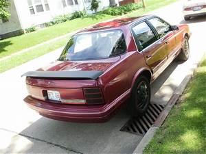 1990 Oldsmobile Cutlass Ciera Sedan Specifications