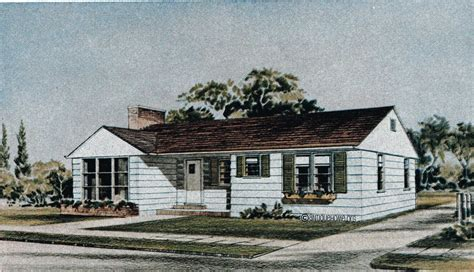 fairmount  ranch style home liberty homes kit  flickr