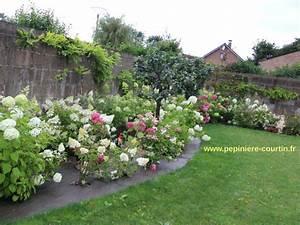 exemple de parterre de fleurs modele de parterre de With ordinary idee deco jardin avec cailloux 8 parterre de fleur avec cailloux obasinc