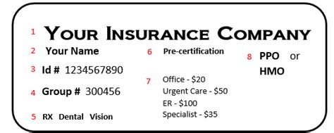 Everyone who has insurance through your company will have the same group number. Shippensburg University - Insurance Information