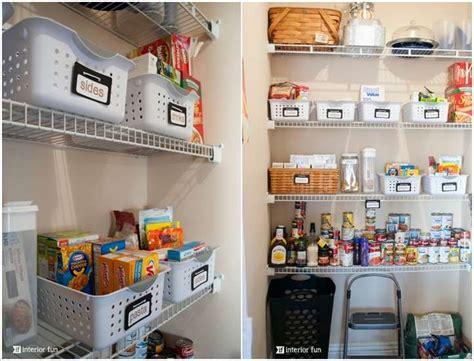smart pantry storage  organization hacks