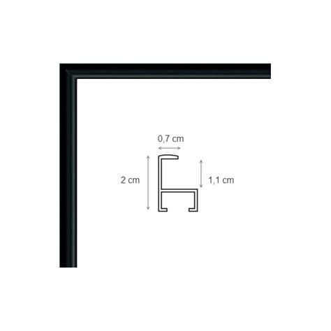 cadre en aluminium sur mesure cadre photo sur mesure en aluminium noir avec plexiglas et dos sur cadre photo eu
