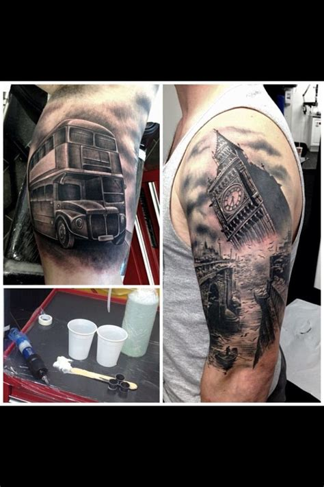 awesome london tattoo tattoos pinterest london