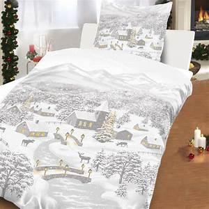 Biber Bettwäsche Weihnachten : bettw sche weihnachten grau 2019 bettw sche zum wohlf hlen baumwoll biber bettw sche 135x200cm ~ Frokenaadalensverden.com Haus und Dekorationen