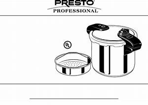 Presto Electric Pressure Cooker 8