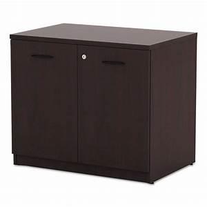 Alera Valencia Series Storage Cabinet By Alera