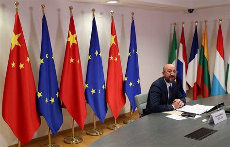 Eiropas Savienība kļuvusi kritiskāka pret Ķīnu / Raksts ...