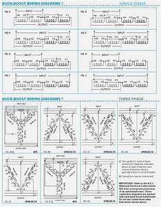 Buck Boost Transformer 208 To 240 Wiring Diagram Gallery