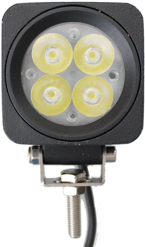 led light pods 2 quot led light pod 900 lumens spot beam