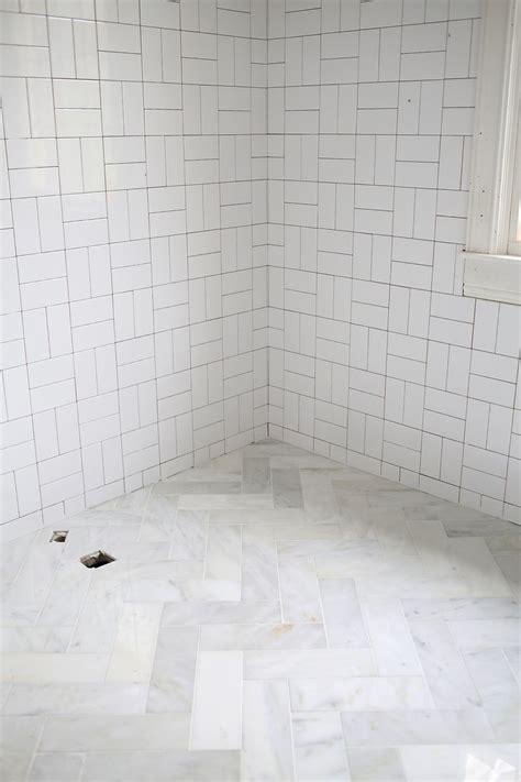 tile flooring kitchen marble herringbone tile tile design ideas 2748