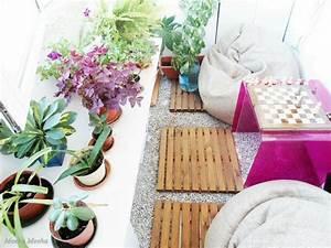 Holzplatten Für Balkon : blumen und pflanzen f r den balkon frische atmosph re schaffen ~ Frokenaadalensverden.com Haus und Dekorationen