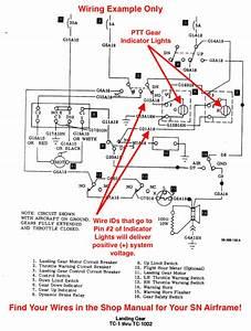 Bonanza A36 Flap Position Wiring Diagram