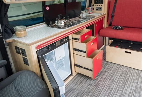 kitchen cabinets sale vw cer vans t5 cervan conversions kits cambee