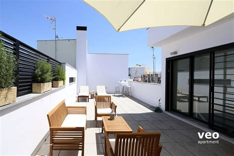 seville apartment corral del rey street seville spain corral rey terrace  furnished apartment