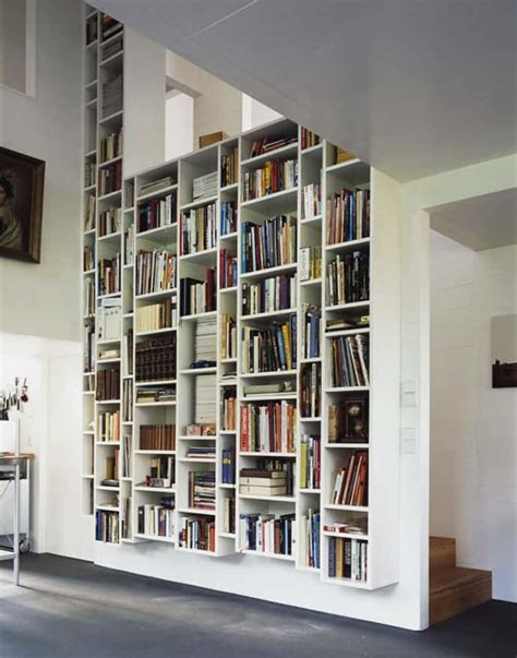 large floor mirror ikea 35 clever ideas of how to perfectly store your books at home