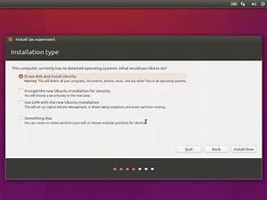 Ubuntu 16 04 Lts  Xenial Xerus  Installation Guide