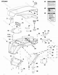 Evinrude Outboard Parts By Hp 300