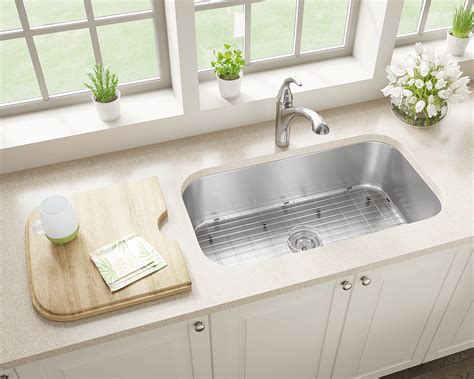 Kitchen Sinks : 3218c Single Bowl Stainless Steel Kitchen Sink