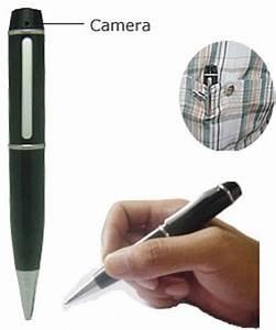 Kamera Zur überwachung : kugelschreiber berwachungskamera f r video und ton ~ Michelbontemps.com Haus und Dekorationen