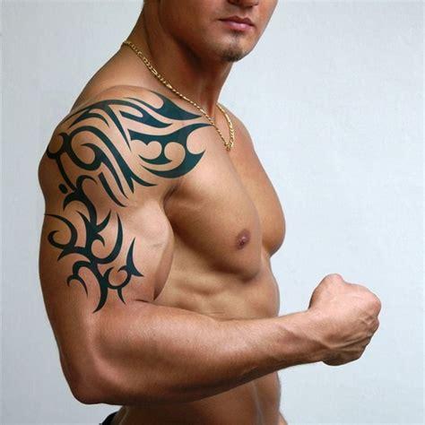 tatuagem tribal grande tatuagem temporaria