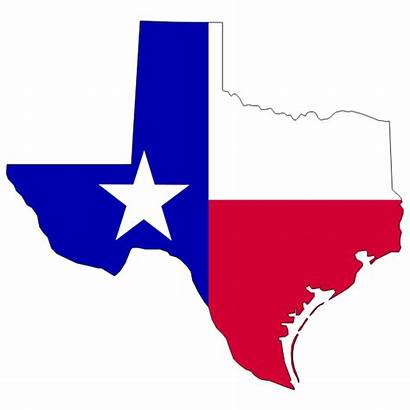 Texas Flag Map Clipart State Svg Clipartmag