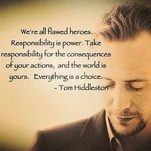 Best Hero Quote... Responsible Producer Quotes