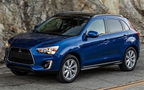 Mitsubishi Outlander Mileage by Mitsubishi Outlander 2017 Gas Mileage
