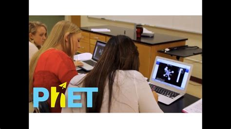 Designing Phet Activities For The K12 Classroom Youtube