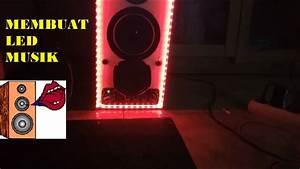 Cara Membuat Lampu Led Mengikuti Suara Musik    Sound