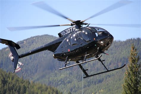 Md Helicopters Md530  Timberline Helicopters