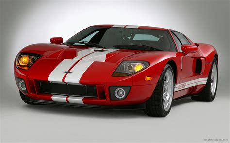 Ford Gt 4 Wallpaper