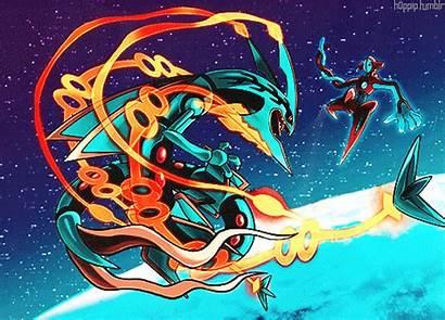 Mega Pokemon Rayquaza Evolution Type Theme Thread