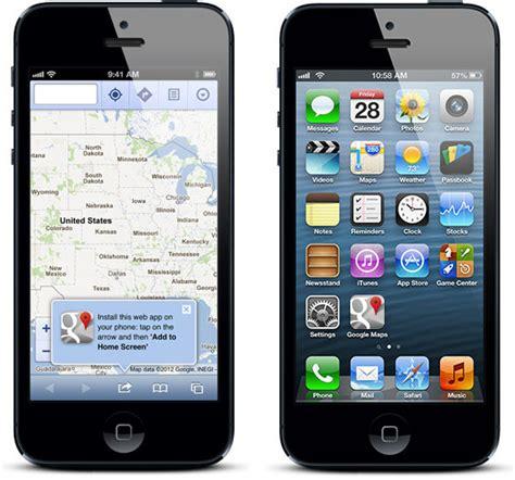 maps app for iphone maps iphone app cafeios net