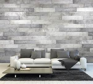 Mur En Bois Intérieur Decoratif : inspiration blanc murdesign ~ Teatrodelosmanantiales.com Idées de Décoration
