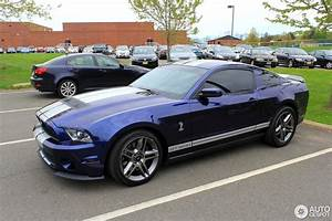 Ford Mustang Shelby Occasion : ford mustang shelby gt500 2010 7 mei 2014 autogespot ~ Gottalentnigeria.com Avis de Voitures