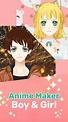 Anime Maker Full Body: Avatar Factory Boys & Girls for ...