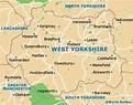 Leeds Maps and Orientation: Leeds, West Yorkshire, England