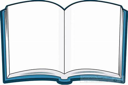 Clipart Open Clip Textbook Transparent Teal Boooks