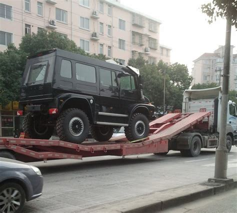 unimog suv   step     wagon autoevolution