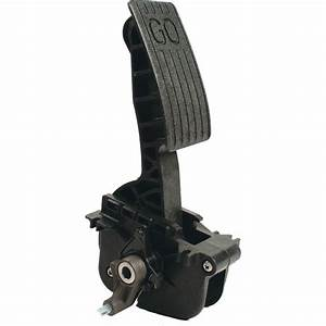 Club Car Gas Accelerator Pedal Assembly  Fits 2009