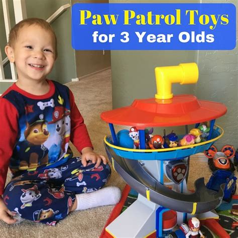 toys gifts paw patrol boys boy olds years three cool gift age educational