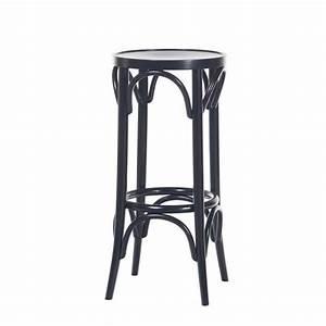 Tabouret Bar Bois : tabouret de bar en bois style bistrot 4 pieds tables chaises et tabourets ~ Teatrodelosmanantiales.com Idées de Décoration