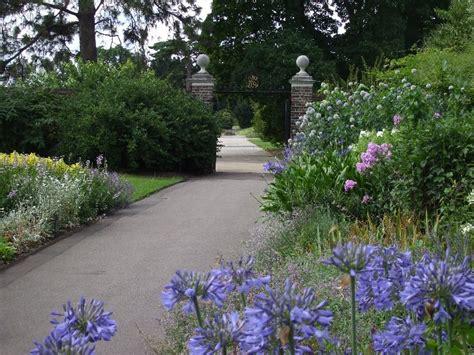 panoramio photo of kew gardens flower bed 2008