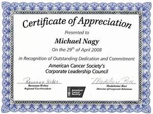 nice editable certificate of appreciation template example With recognition of service certificate template