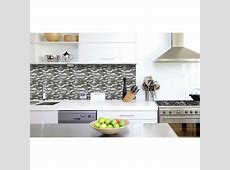 Peel and Stick Backsplash! Kitchen + Bathroom Wall